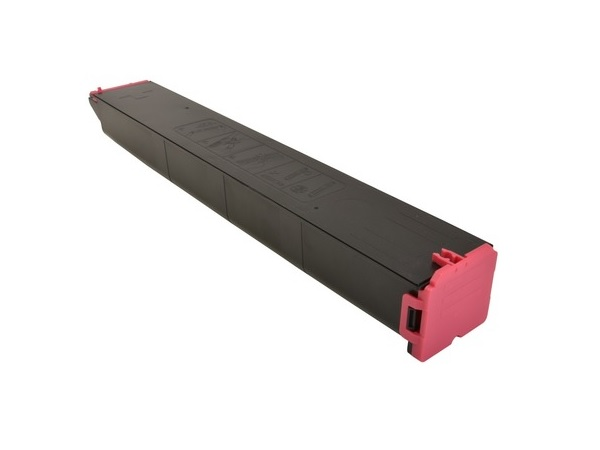 Compatible Sharp MX-61NTMA (MX61NTMA) Magenta Toner Cartridge