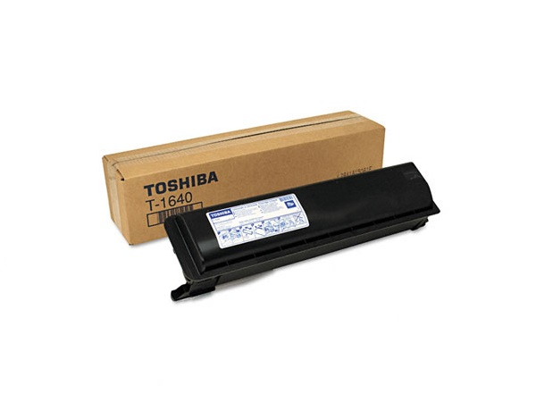 Toshiba T-1640 (T1640) Black Toner Cartridge