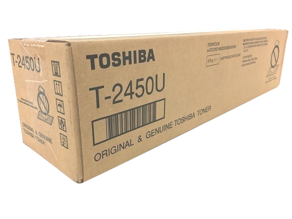 Toshiba T-2450 (T2450) Black Toner Cartridge