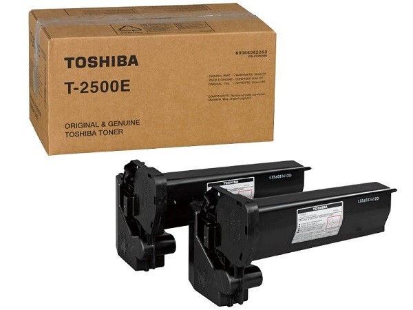 Toshiba T-2500 (T2500) Black Toner Cartridge