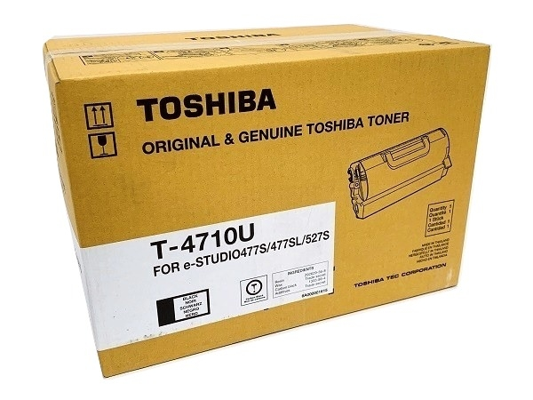 Toshiba T-4710U (T4710U) Black Toner Cartridge