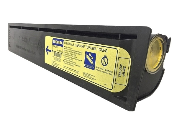 Toshiba T-FC28-Y (TFC28Y) Yellow Toner Cartridge