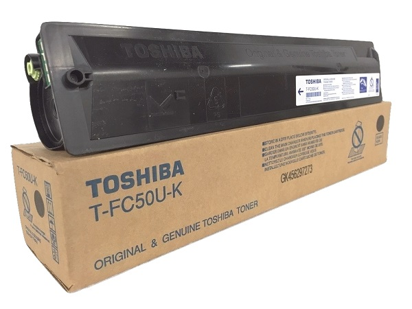 Toshiba T-FC50U-K (TFC50UK) Black Toner Cartridge