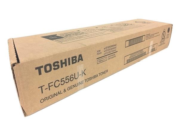 Toshiba T-FC556U-K Black Toner Cartridge