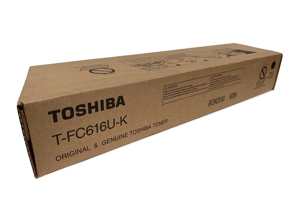 Toshiba T-FC616U-K Black Toner Cartridge