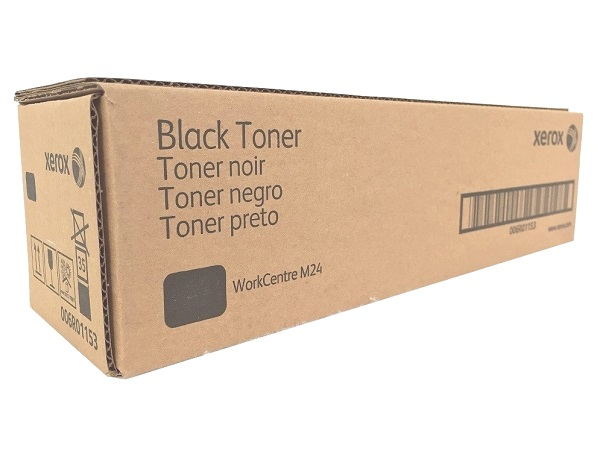 Xerox 006R01153 (M24) Black Toner Cartridge (6R1153)