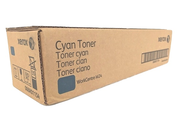 Xerox 006R01154 (M24) Cyan Toner Cartridge (6R1154)