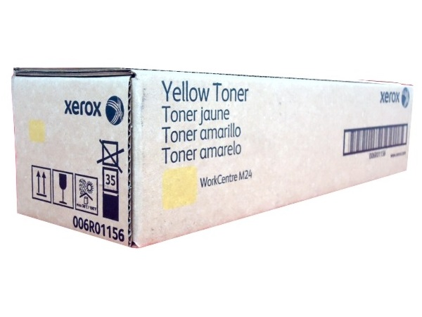 Xerox 006R01156 (M24) Yellow Toner Cartridge (6R1156)