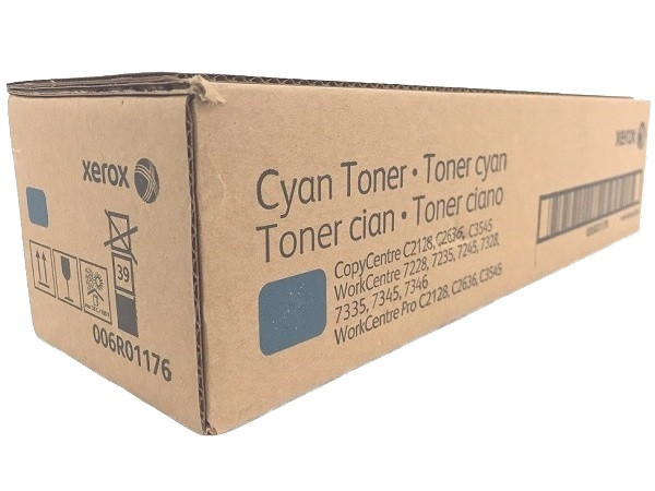 Xerox 006R01176 Cyan Toner Cartridge