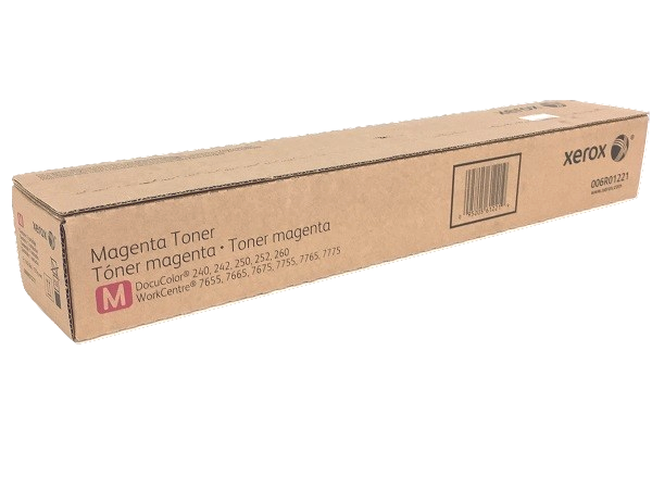 Xerox 006R01221 (6R1221) Magenta Toner Cartridge