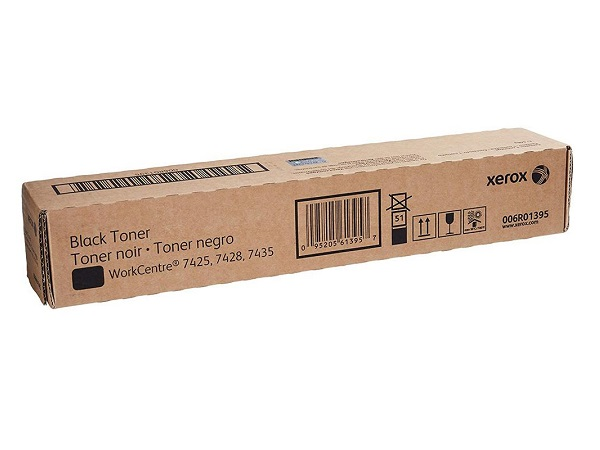 Xerox 006R01395 (6R1395) Black Toner Cartridge