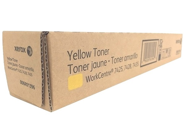 Xerox 006R01396 Yellow Toner (6R1396)