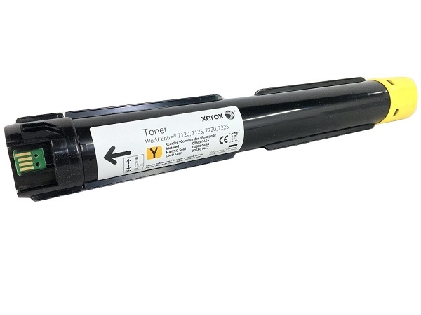Xerox 006R01458 Yellow Toner Cartridge
