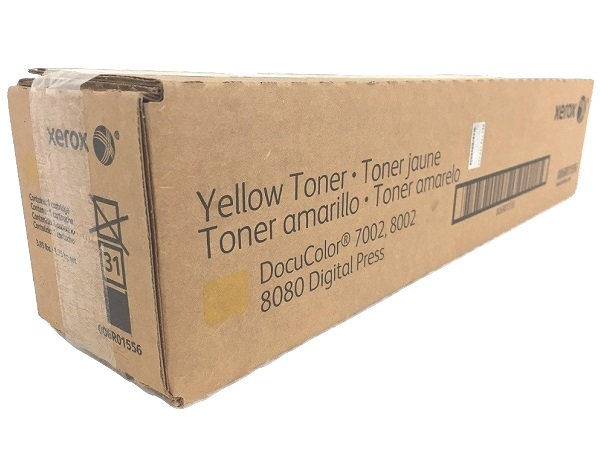Xerox 006R01556 Yellow 7002/8002/8080 Toner