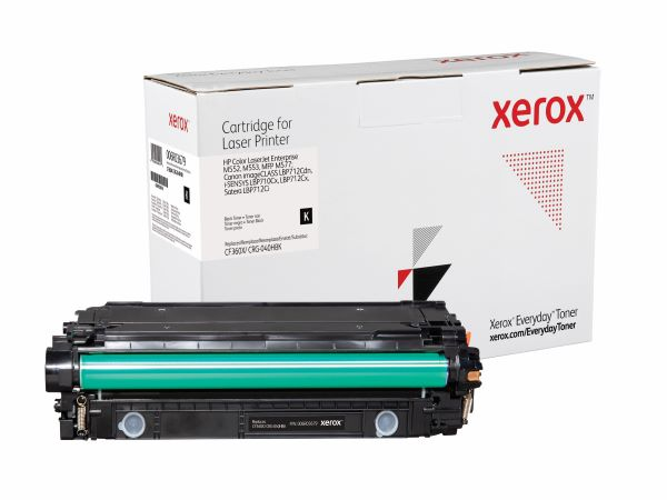 Xerox Everyday Brand HP CF360X (508X) Black High Yield Toner Cartridge