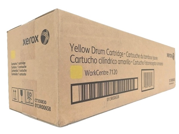 Xerox 013R00658 (GMS15250) Yellow Drum Cartridge