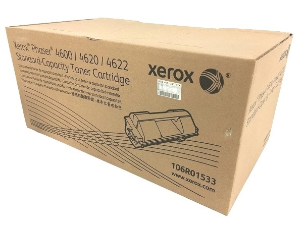 Xerox 106R01533 (106R1533) Black Standard Yield Toner Cartridge