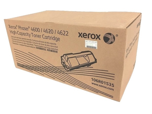 Xerox 106R01535 Black High Yield Toner Cartridge