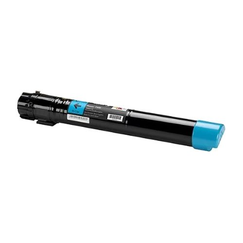 Compatible Xerox 106R01566 Phaser 7800 Cyan High Capacity Toner Cartridge