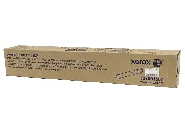 Xerox 106R01567 Magenta High Capacity Toner Cartridge