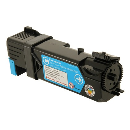 Compatible Xerox 106R1594 (106R01594) Cyan High Yield Toner Cartridge