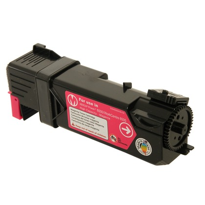 Compatible Xerox 106R1595 (106R01595) Magenta High Yield Toner Cartridge