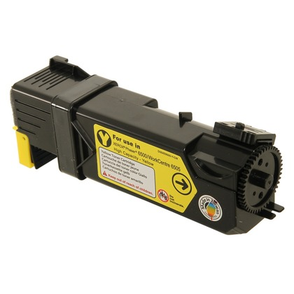 Compatible Xerox 106R1596 (106R01596) Yellow High Yield Toner Cartridge