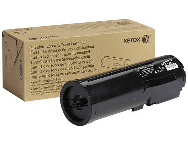 Xerox 106R03580 Black Standard Capacity Toner Cartridge
