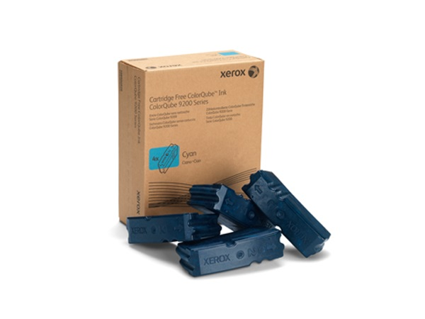 Xerox 108R00829 Colorqube 9200 Series Cyan Ink cubes