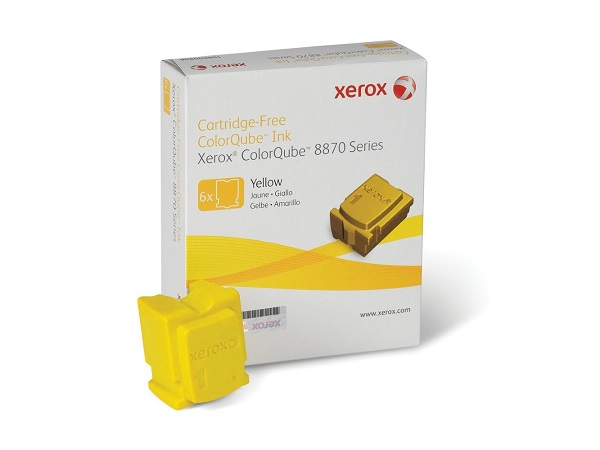 Xerox 108R00952 Colorqube Yellow Ink cubes