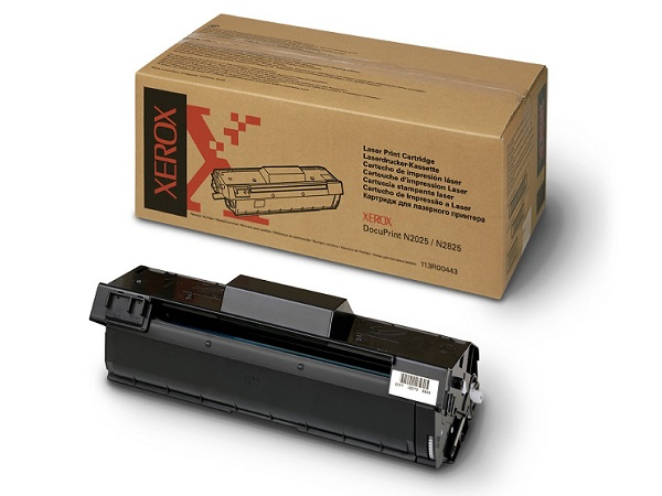 Xerox 113R00443 (N2025) Black Toner Cartridge (113R443)