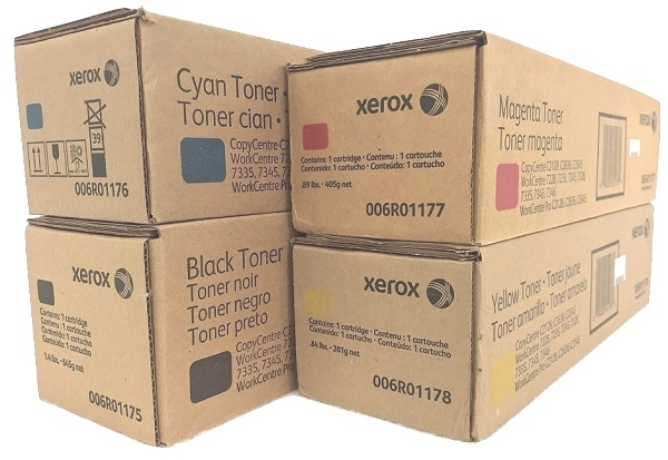 Xerox WorkCentre 7328 Series Complete Toner Set