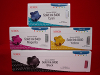 Xerox Phaser 8400 Complete Solid Ink Set