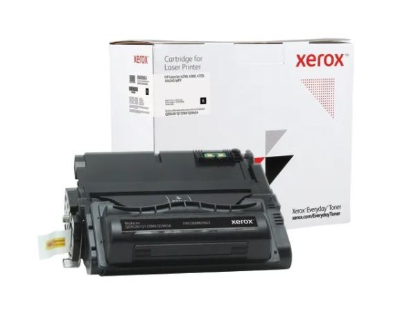 Xerox Everyday Brand HP Q5942X/ Q1339A/ Q5945A Black Toner Cartridge 20,000 Page Yield