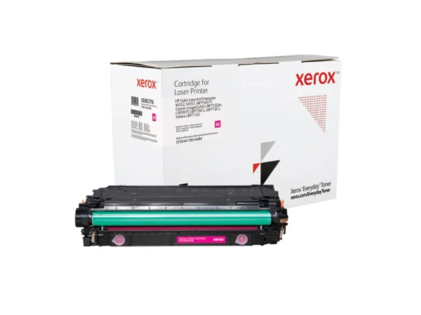 Xerox Everyday Brand HP CF363A (508A) Magenta Standard Yield Toner Cartridge