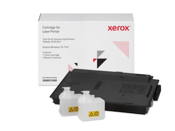 Xerox Everyday Brand Kyocera TK-7107 (1T02P80US0) Black Toner Cartridge
